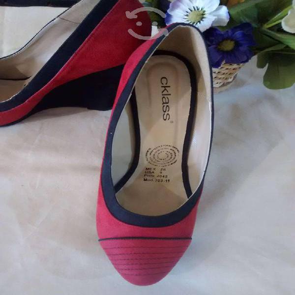 """Zapatos tacón cklass """"nuevos"""""""
