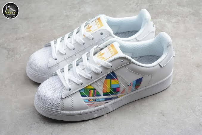 Adidas all star pride talla 7.5 mx