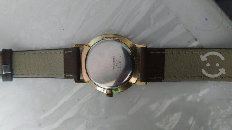 Vendo bonito reloj steelco antiguo