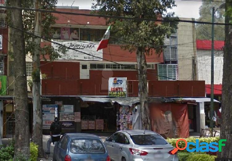 Oficina en renta en calzada de tlalpan huipulco, consultorio en renta de diferentes medidas y costos