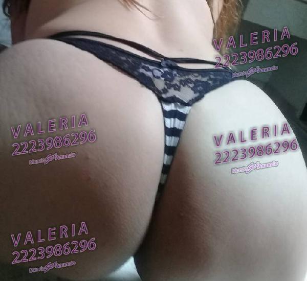 VALERIA MAMY GOLOSA Y CACHONDA MADURITA COMPLACIENTE, LLÁMA