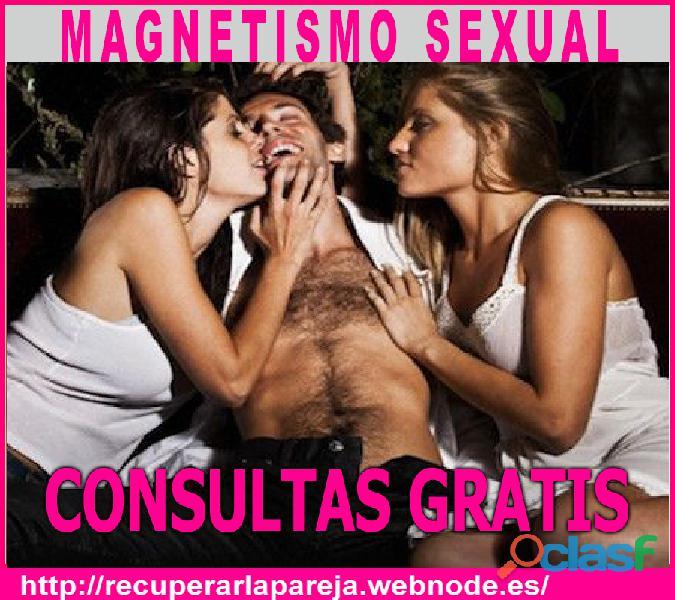 EL SECRETO DE EL MAGNETISMO PERSONAL Y ATRACCION SEXUAL
