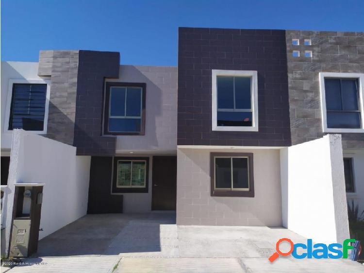 Casa en venta al sur de pachuca hidalgo 20-3316 al