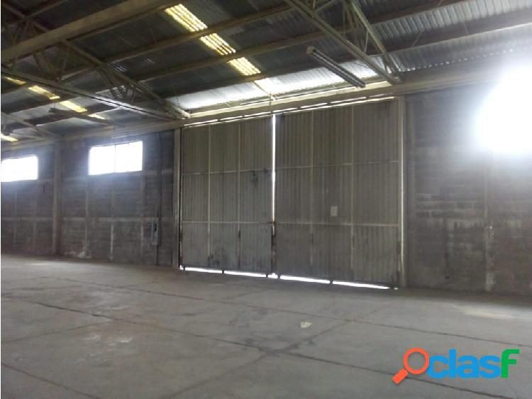 Renta nave industrial tepotzotlan 2,400 m2