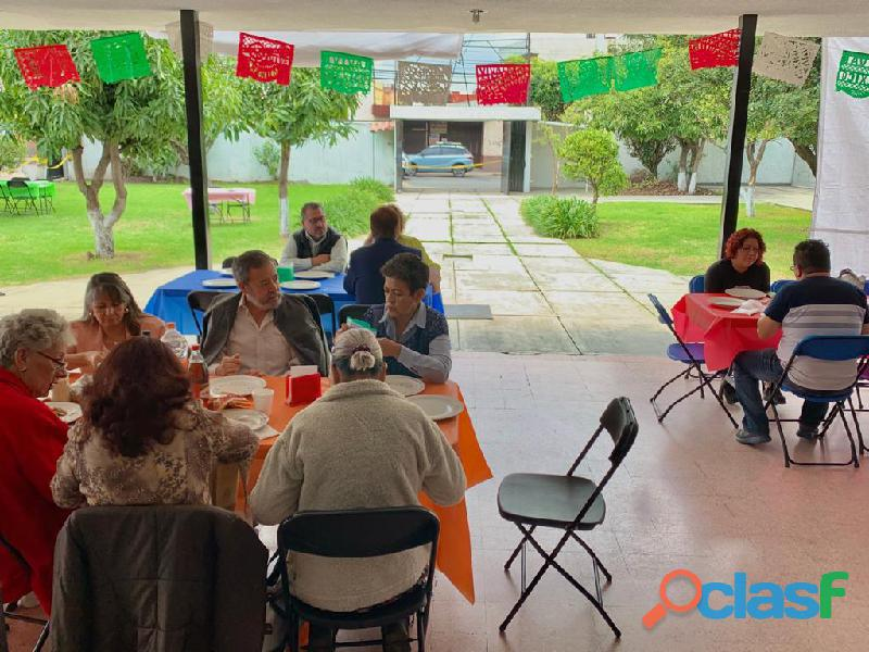 Jardin de fiestas y eventos