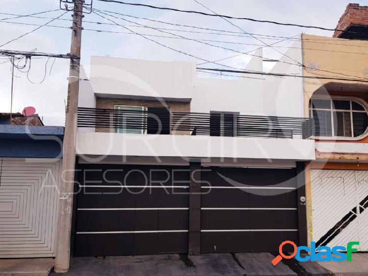 Casa nueva en venta de 4 habitaciones en nicolaitas ilustres, nicolaitas ilustres