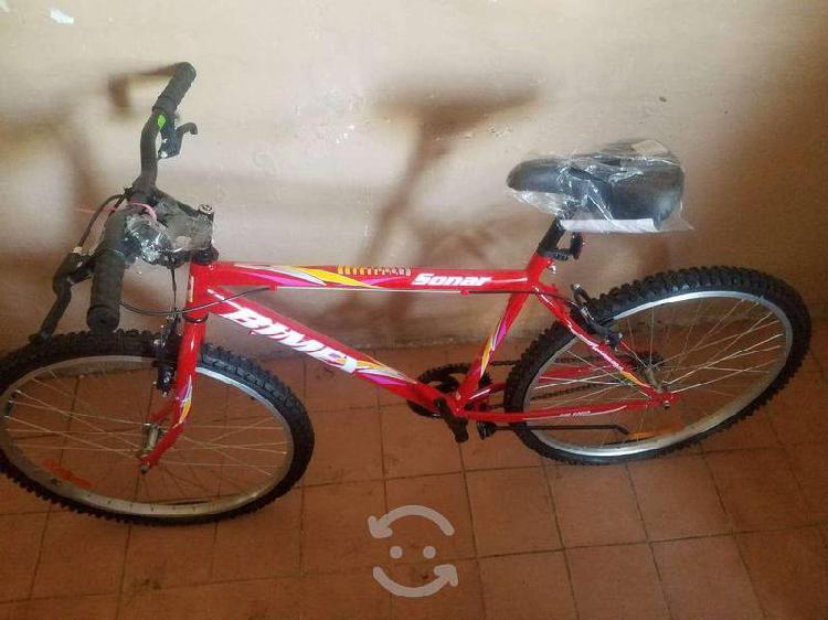 Bicicleta bimex rodado 26