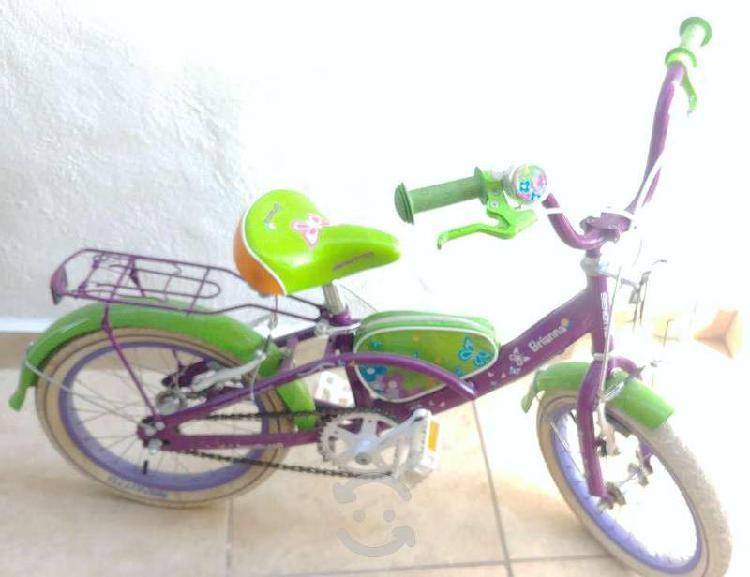 Bicicleta benotto brianna para niña r16