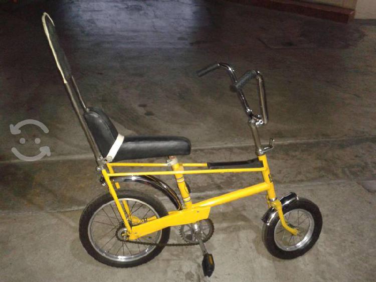 Bicicleta bimex mini eskiper tipo vagabundo