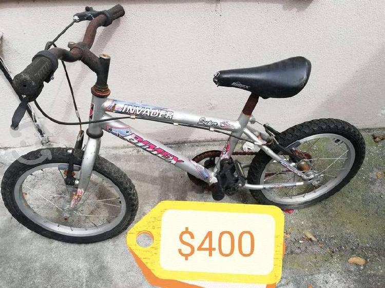 Bicicleta bimex de carreras