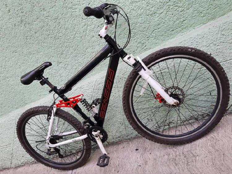 Bicicleta génesis aluminio r27.5