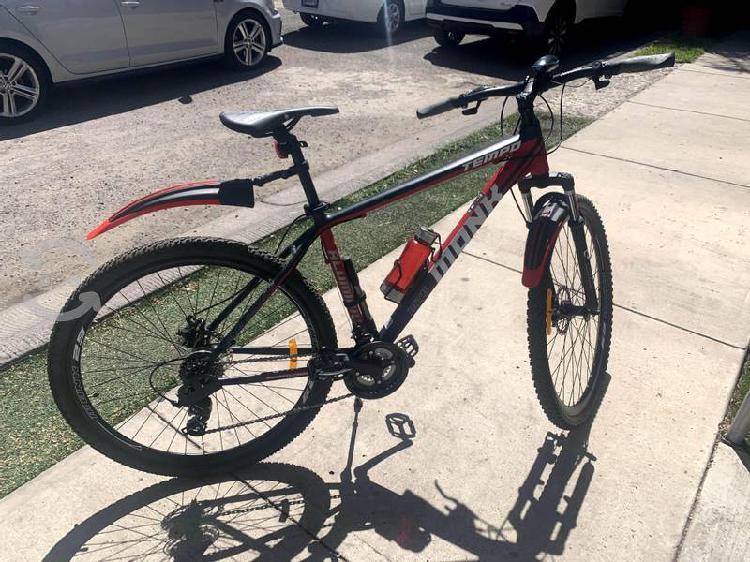 Bicicleta montaña mtb monk tempo r29 m