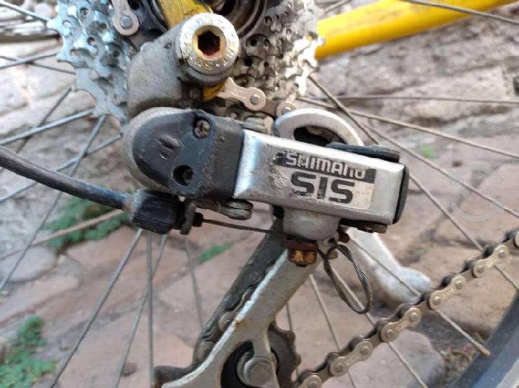 Bicicleta turbo de montaña r24