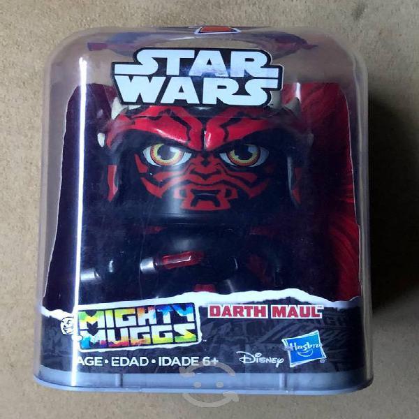 Figura star wars darth maul (nuevo y original)