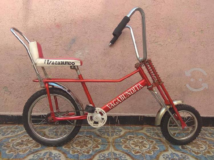 Mini vagabundo nueva toda original r16 clásica 70s
