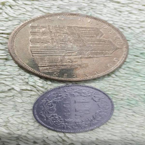 Monedas de francia notre dame