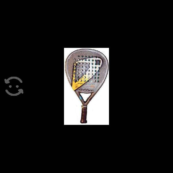Raqueta / paleta de padel / paddle dabber boro 38m
