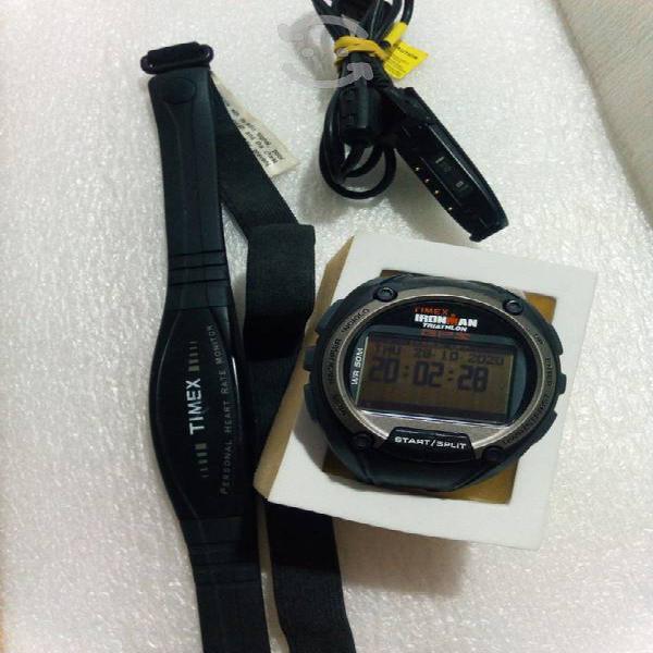 Reloj timex ironman triatlon