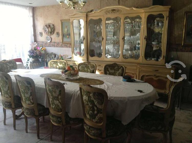 Sala y comedor estilo provenzal