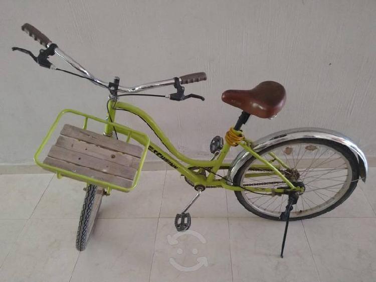 Bicicleta r24 bara