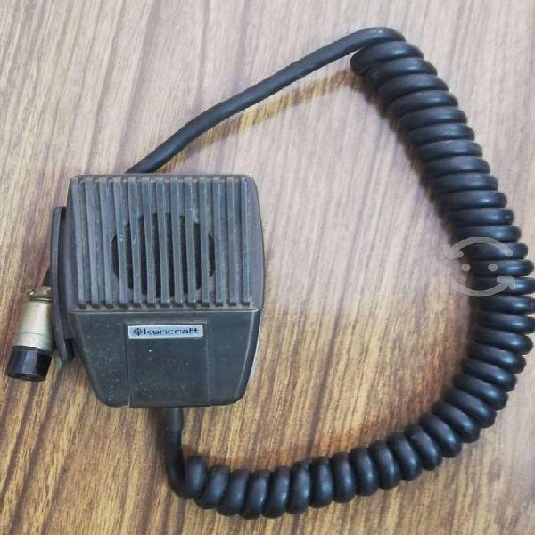 Micrófono para radio de 4 pines kencraft