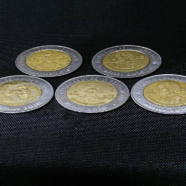 Monedas de la revolució