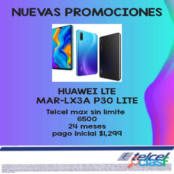 Nuevas promociones Telcel
