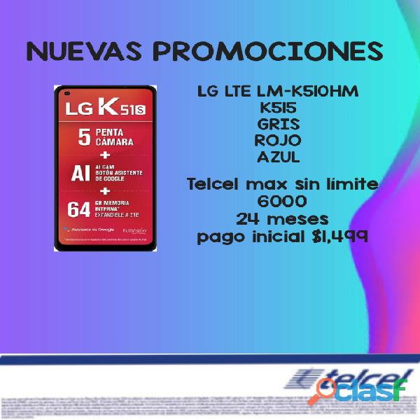 Nuevas promociones Telcel 1