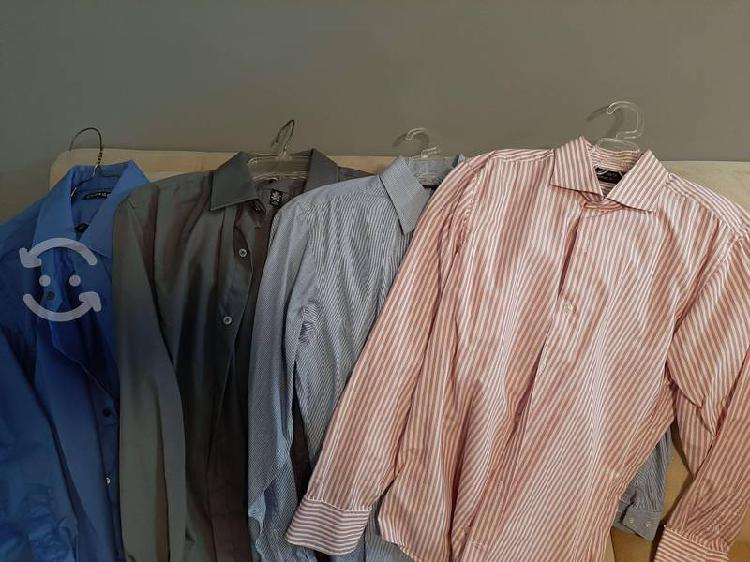 Camisas y trajes de vestir