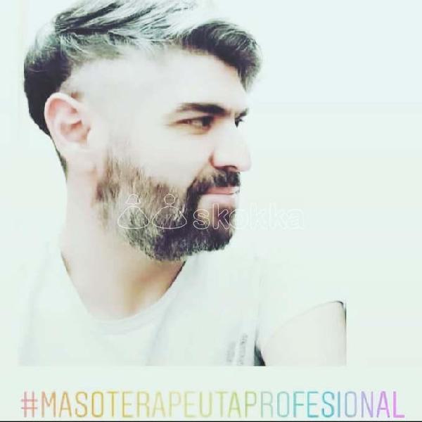 MASAJISTA PROFESIONAL A DOMICILIO HOY DESCUENTO????