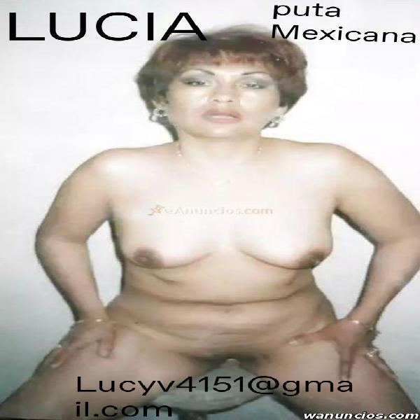 Me llamo LUCIA JUAREZ y soy la PUTA de todos (Col HipodromoC