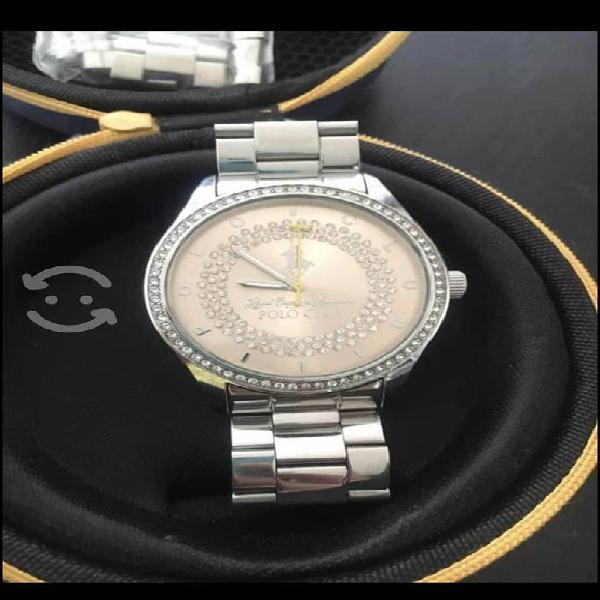 Reloj polo club para mujer original