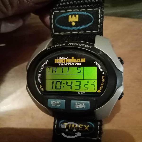 Reloj timex ironman triathlon pantalla tornasol
