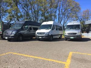 Renta de camionetas para viajes familiares y/o excursiones