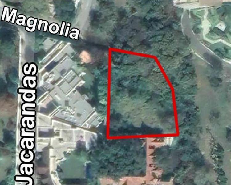 Terreno Montebello