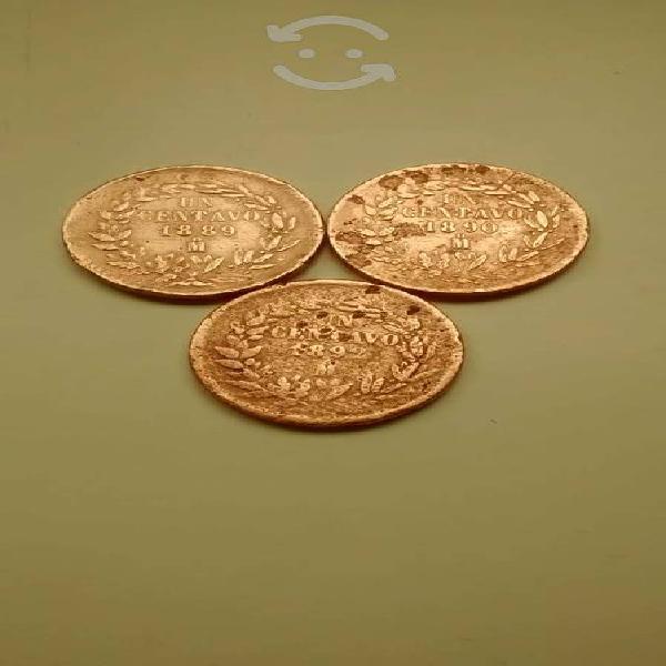 3 centavos porfirianos