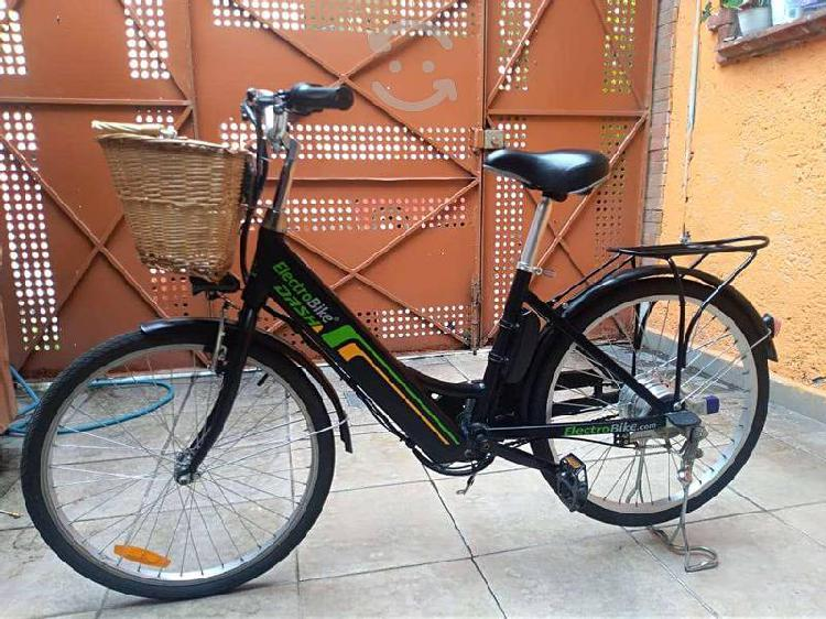 Bicicleta eléctrica dash electrobike