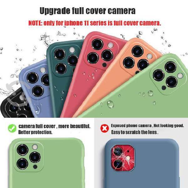 Funda completa iphone 11, pro, pro max y 12