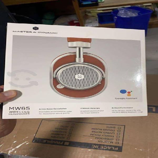 Los mejores audifonos master & dynamic nuevos