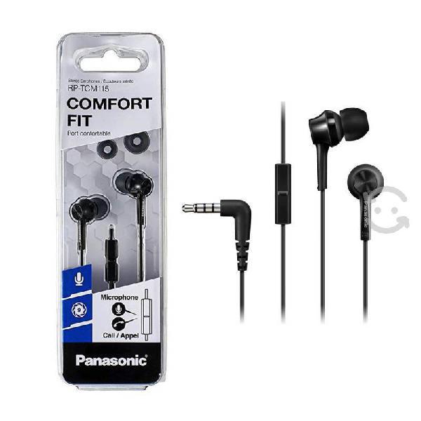 Panasonic tcm-115 manos libres comfort fit