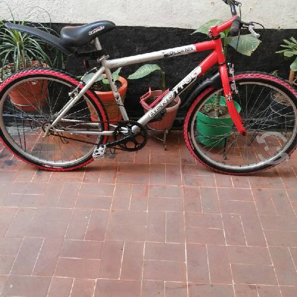 Bicicleta benotto r 26 para los mandados