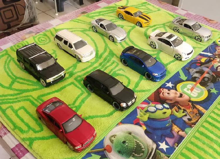Carros de coleccion