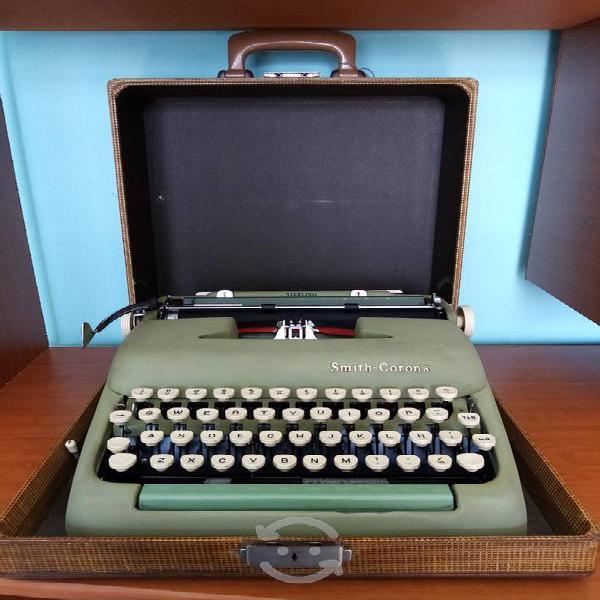 Maquina escribir smith corona