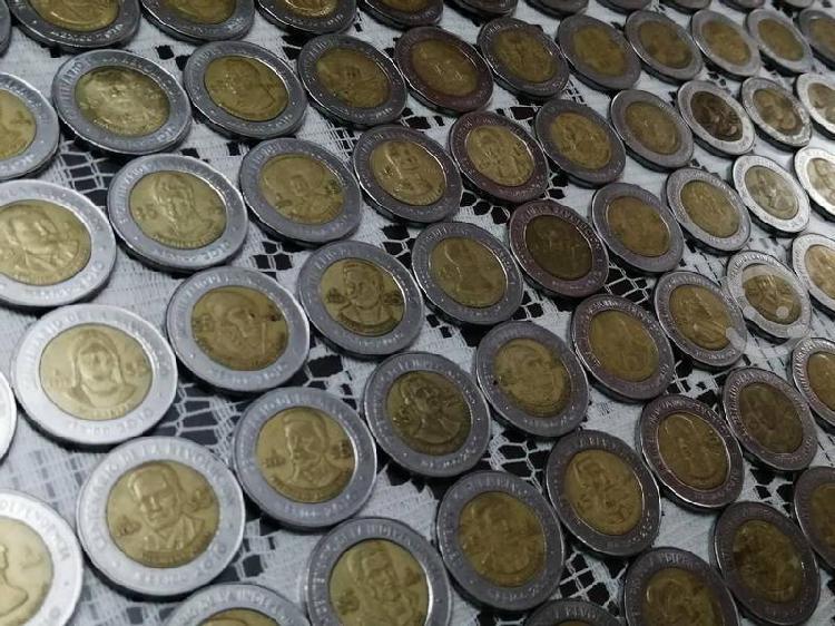 Monedas conmemorativas bicentenario