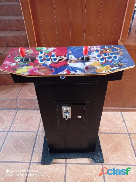 3288 Juegos Árcade – Tableros – Maquinitas – Consolas – Palancas y Botones 8