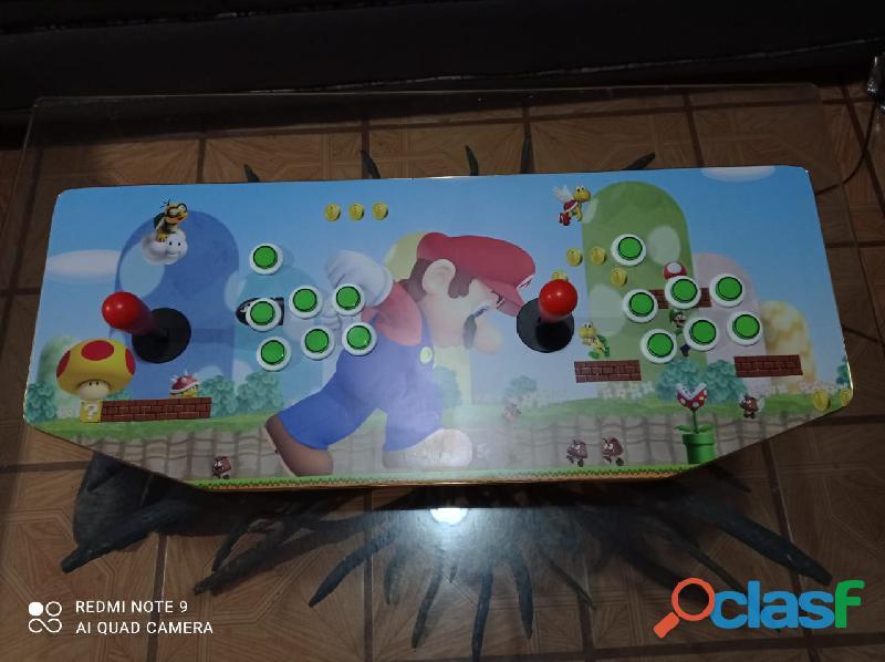 3288 Juegos Árcade – Tableros – Maquinitas – Consolas – Palancas y Botones 12