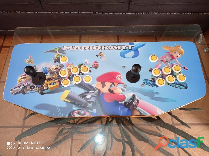 3288 Juegos Árcade – Tableros – Maquinitas – Consolas – Palancas y Botones 16