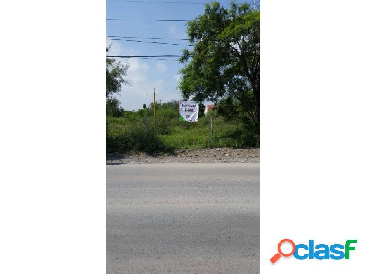 Terreno en renta de 5000 mts en apodaca zona centro negociable