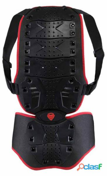 Armadura Protectora de espalda para motorista 6
