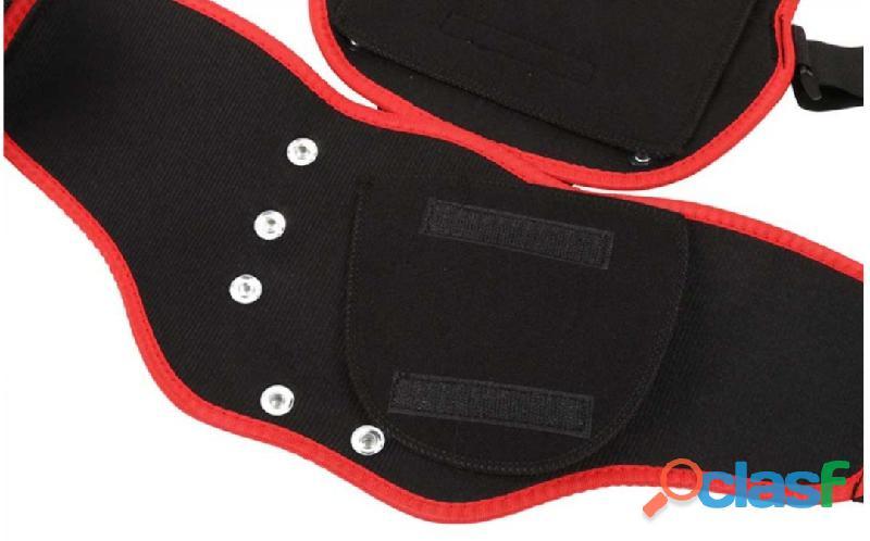 Armadura Protectora de espalda para motorista 5
